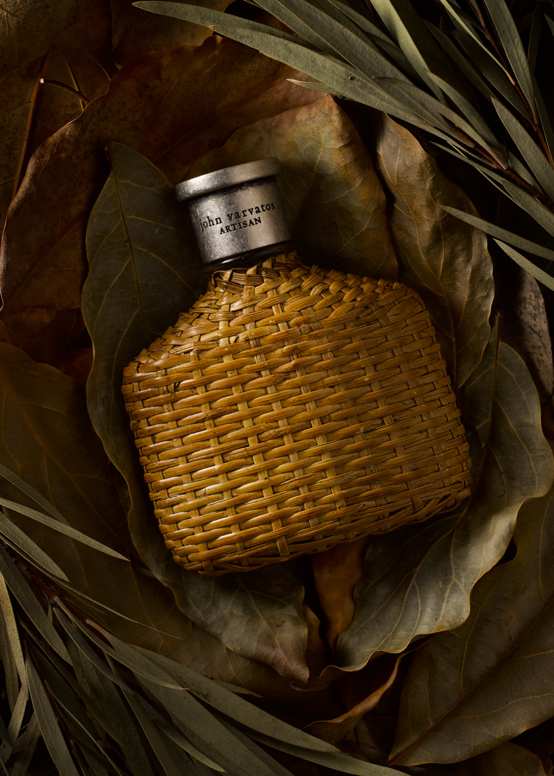 John Varvatos Cologne - Product Photographer LA Charlie Sin