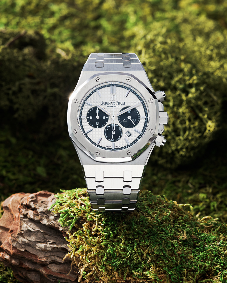 Audemars Piguet - Watch Photographer LA Charlie SIn