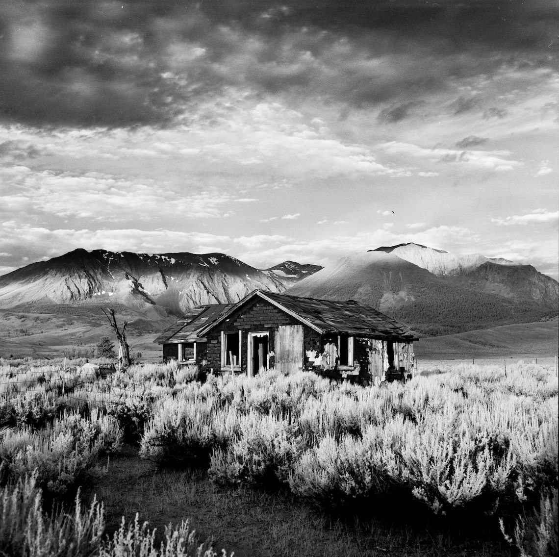 Charlie Sin Photography | Infrared | Lee Vining