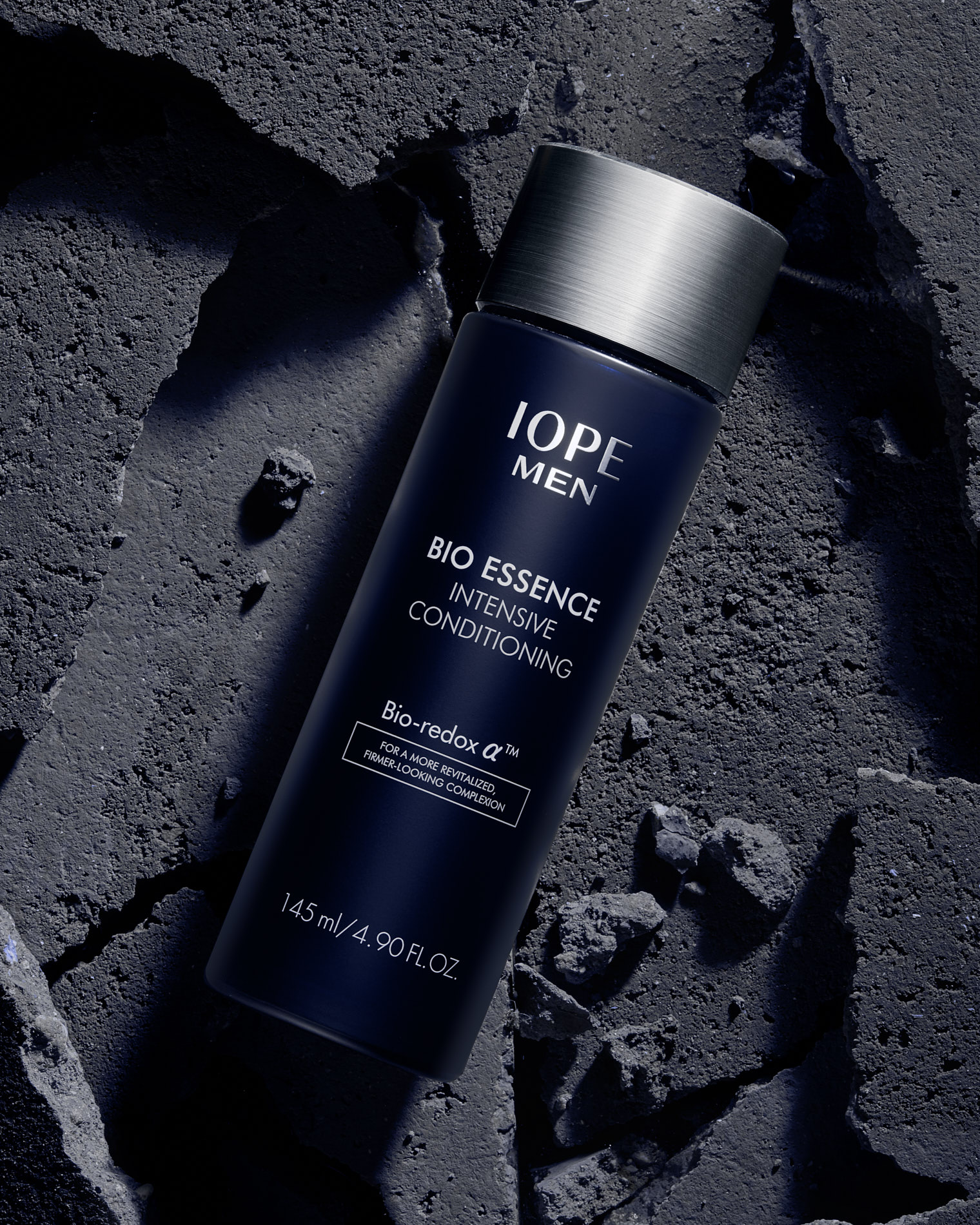 IOPE Men - Cosmetic Photographer LA Charlie Sin