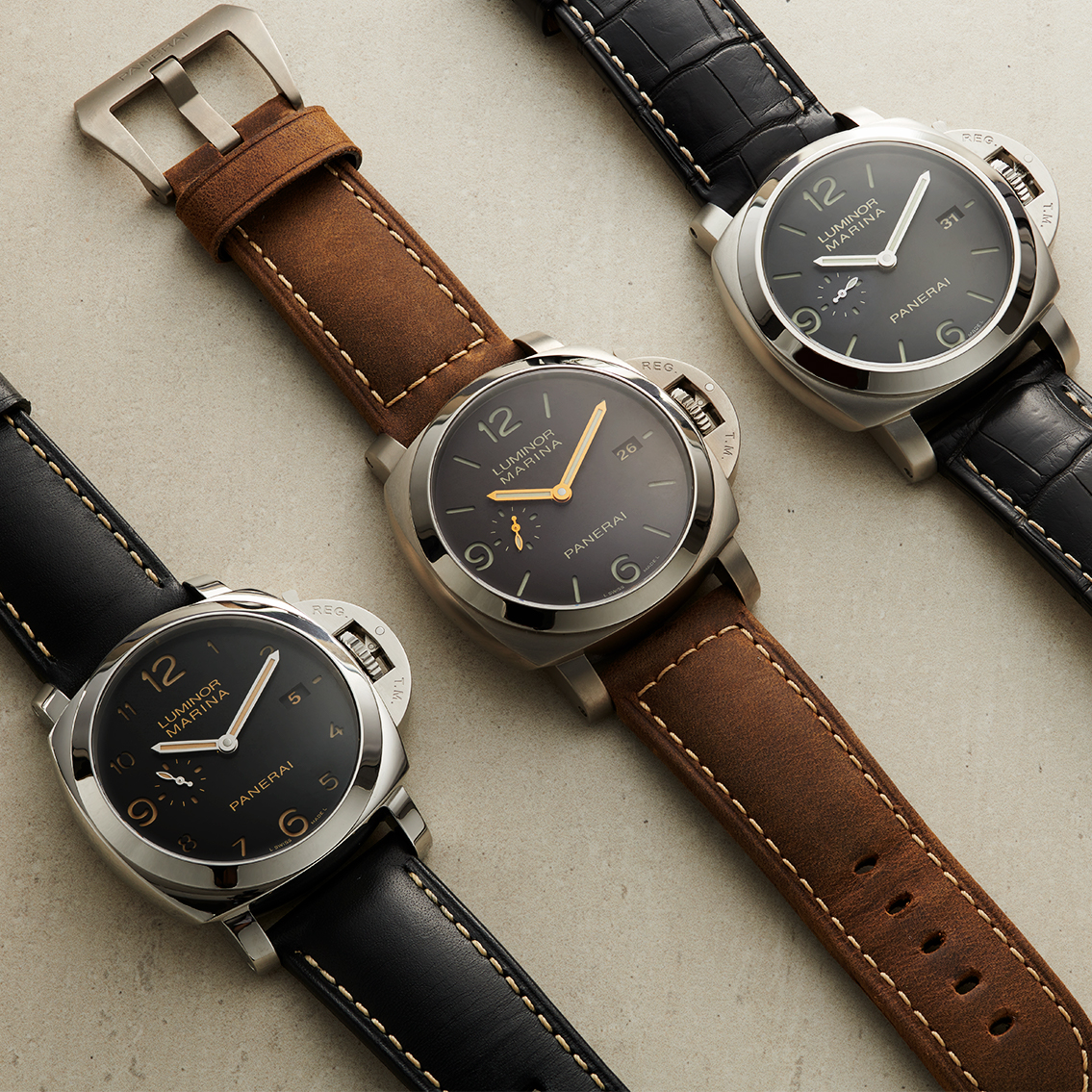 Charlie-Sin-Panerai-watch-group-photo