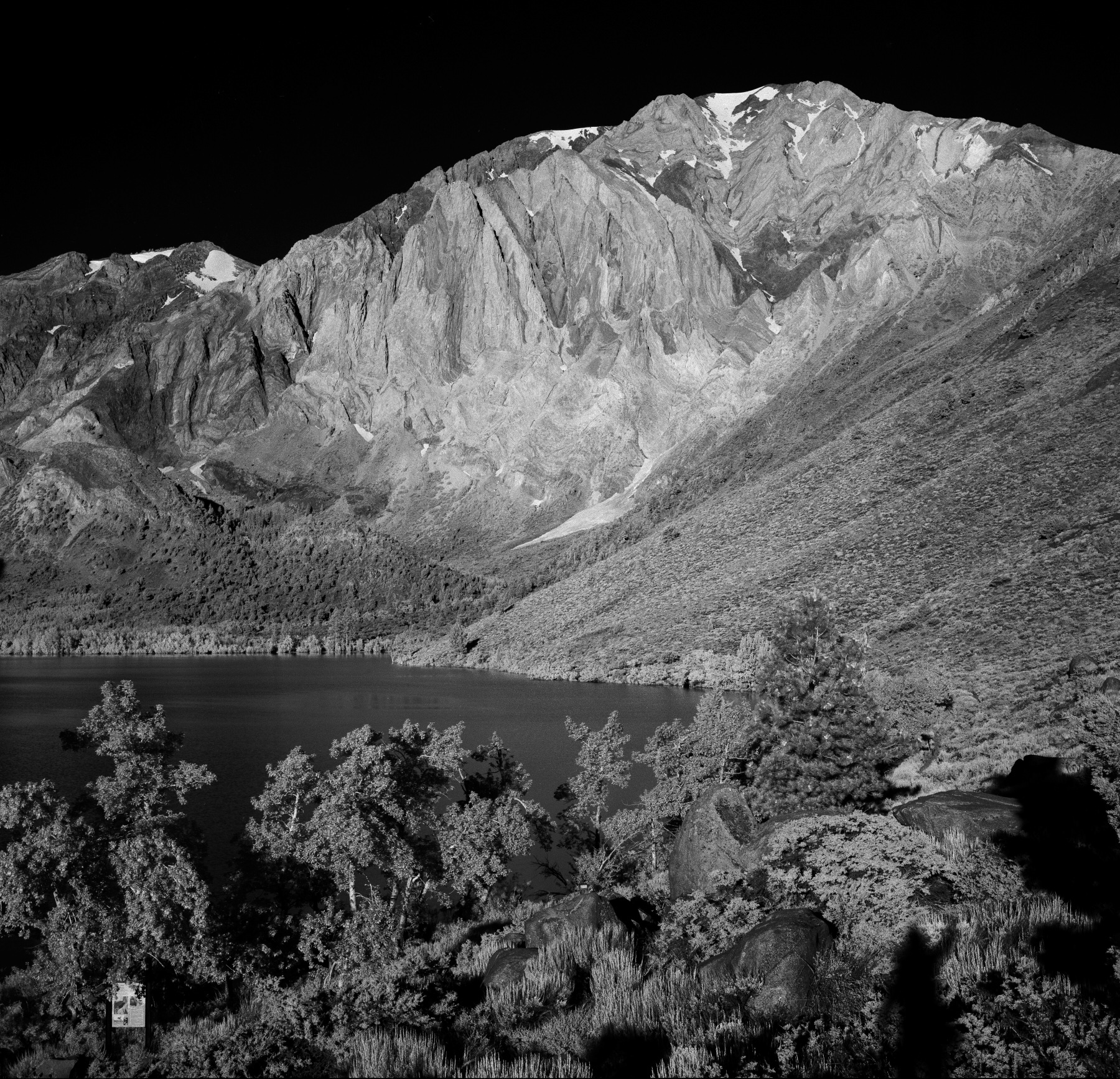 Dream at Convict Lake_Infrared Landscape Photographer Charlie Sin